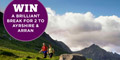 Win a Break for Two in Ayrshire & Arran, Scotland