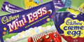 Free Cadbury Easter Chocolate Treats