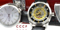 Win a Pair of CCCP Watches worth �610