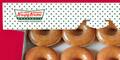 Free Dozen KrispyKreme Doughnuts