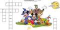 Free Halloween Activity Sheets from Disney
