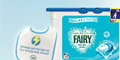 Free SuperBaby Bib from Fairy & ASDA