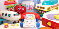 Free Toys from Fisher-Price