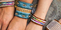 Free Friendship Bracelets & Masala Chai Tea