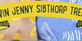 Free Jenny Sibthorp Linen Purse