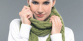 Free Snuggly Scarf Knitting Pattern
