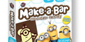 Free Make-a-Bar Chocolate Minions Kits