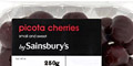 Free Punnet of Picota Cherries from Sainsbury's Online
