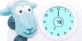 Free Sam The Lamb Sleeptrainer Clocks