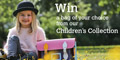 Win a Leather Childrens Satchel Bag