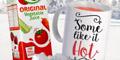 Free V8 Mugs 'Some Like it Hot'