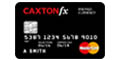 Free Caxton FX Currency Card with £5 Credit
