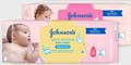 Win a Year's Supply of JOHNSON's® Baby Wipes
