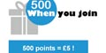 £5 for joining New Vista!