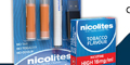Free Nicolites Starter Kit & Cartomiser