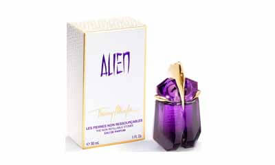 Free 'Alien' Perfume from Thierry Mugler