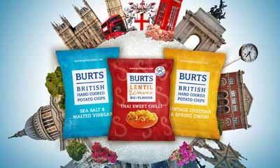 Free Burts Crisps Packs
