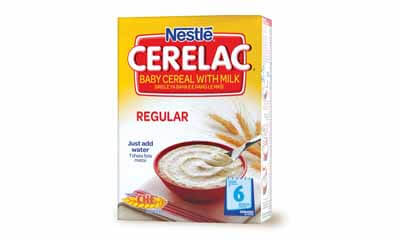 Free Nestle Cerelac Baby Cereal