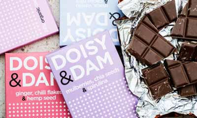 Free Doisy & Dam Chocolate Bundles