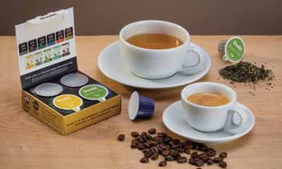 Free Coffee Capsules Pack from Dualit