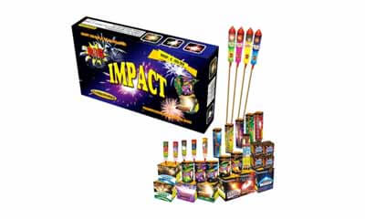 Win a Fireworks Bundle worth �1,000