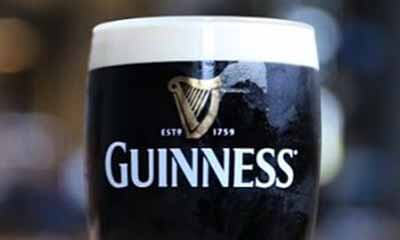 Free Pint of Guinness from Young's Pubs