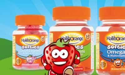 Free Kids Multivitamin Fruit Softies