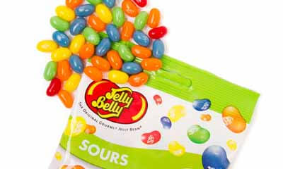 Free Pack of Jelly Belly Sweets