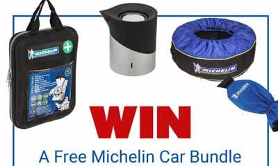 Win 1 of 4 Michelin Car Bundles With KwikFit
