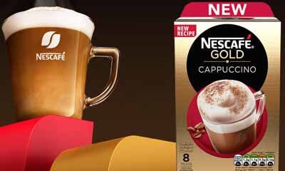 Free NESCAFE Gold Cappuccino and Latte