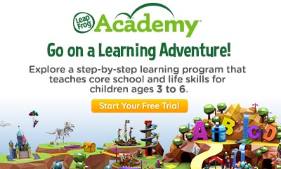 Free 1 Month Trial of LeapFrog Interactive Learning