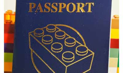 Free Lego Passport