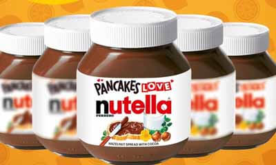 Free 750g Jars of Nutella from Londis