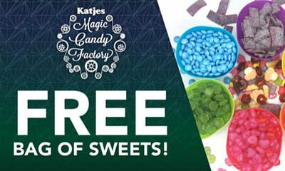 Free Magic Candy Vegetarian Sweets