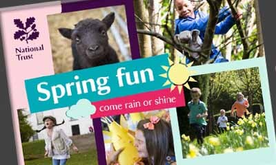 Free Spring Activity Packs from National Trust