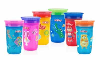 Free 360 Maxi Cups from Nuby UK