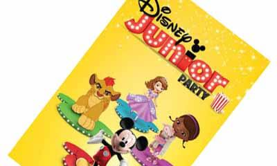 Free Odeon Disney Junior Party Tickets