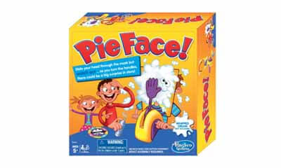 Free Pie Face Games