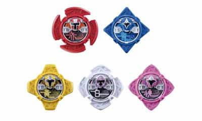 Free Power Rangers Ninja Steel Star from Smyths