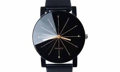 Free Quartz Wrist Watch