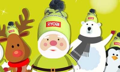 Free Bobble Hat from Ryobi