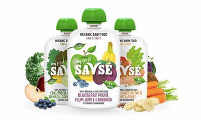 My First Savse Baby Food Pouch