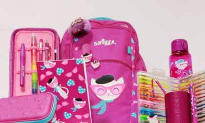Free Back to School Stationery Sets from Smiggle