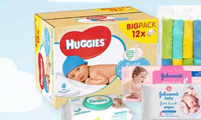 Free Baby Wipes from Mothercare