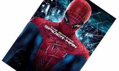 Free Amazing Spider-Man DVD