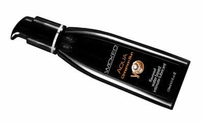 Free Flavoured Lubricant from Wicked