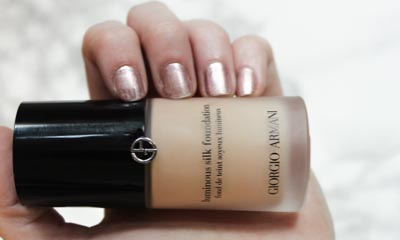 Free Armani Luminous Silk Foundation