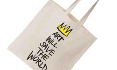 Free Art Print Tote Bag