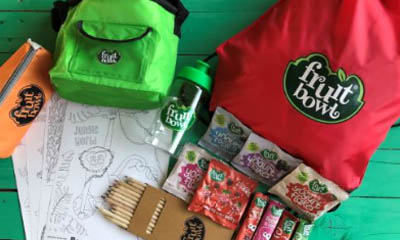 Win 1 of 5 Fruit Bowl Back to School Kits