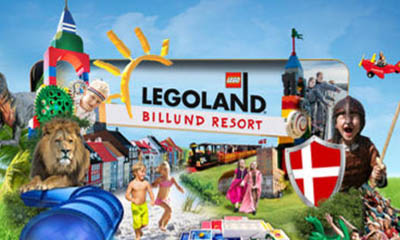 Win a Trip to LEGOLAND in Denmark